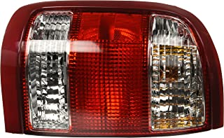 OE Replacement Nissan/Datsun Pathfinder Driver Side Taillight Assembly (Partslink Number NI2800136)