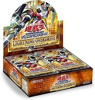 コナミデジタルエンタテインメント 遊戯王OCG デュエルモンスターズ LIGHTNING OVERDRIVE BOX(初回生産限定版)(+1ボーナスパック 同梱) CG1716