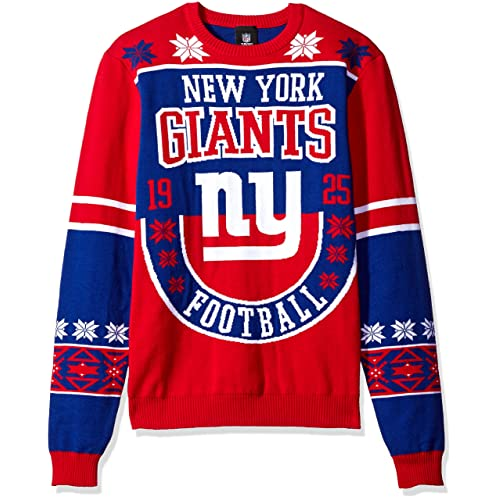 best loved f1b01 d1956 Giants Sweater: Amazon.com