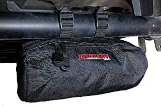 Bushwhacker UTV Small Cylinder Bag for Roll Bar - Dimensions 8.5