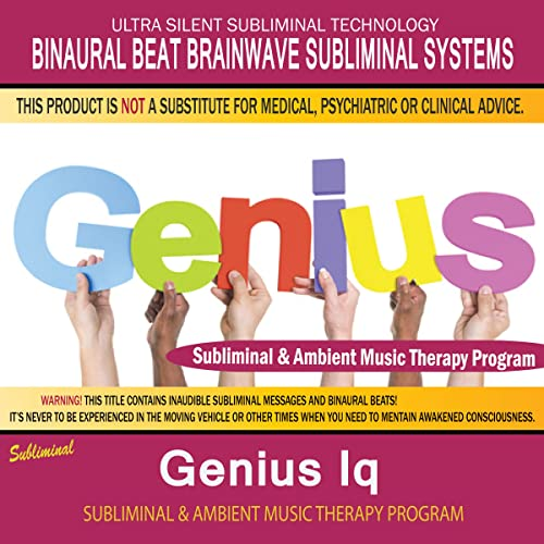 Genius Iq - Subliminal & Ambient Music Therapy 2 by Binaural Beat