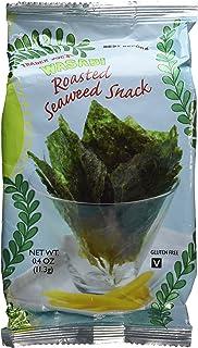 Trader Joe's Roasted Seaweed Snack Wasabi 2 Packs