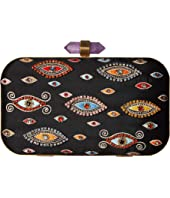 Alice + Olivia - Shirley Evil Eye Large Clutch