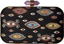 Shirley Evil Eye Large Clutch