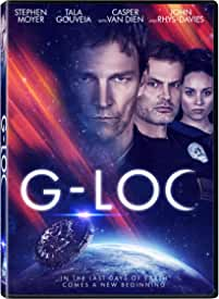 Sci-Fi Adventure G-LOC arrives on DVD, Digital and On Demand August 11 from Lionsgate