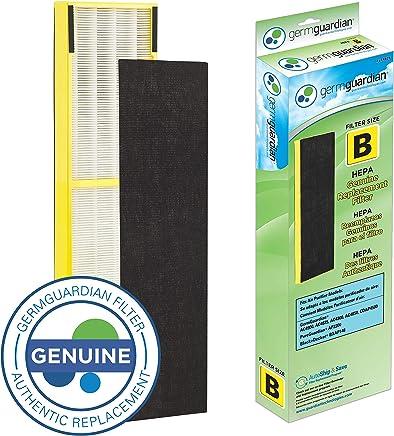 GermGuardian Air Purifier Filter FLT4825 GENUINE HEPA...