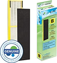 Germ Guardian FLT4825 True HEPA GENUINE Air Purifier Replacement Filter B for GermGuardian AC4300BPTCA, AC4900CA, AC4825, AC4825DLX, AC4850PT, CDAP4500BCA, CDAP4500WCA and More, 1-Pack