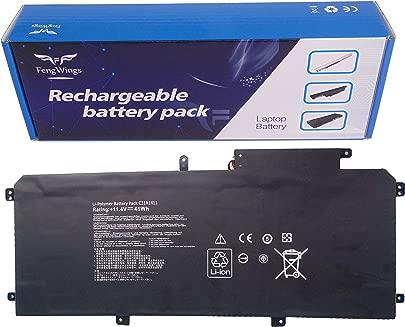FengWings  C31N1411 11 4V AKKU Kompatibel mit Asus ZenBook UX305 UX305CA UX305FA UX305FA-USM1 U305 U305F U305FA U305FA5Y10 U305UA OB200-01180000M