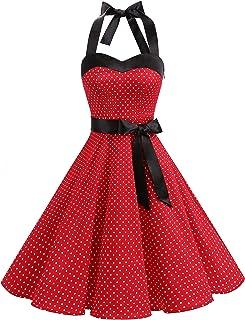 37d8fe6aba0 Dresstells Version3.0 Vintage 1950 s Audrey Hepburn pin-up Robe de soirée  Cocktail