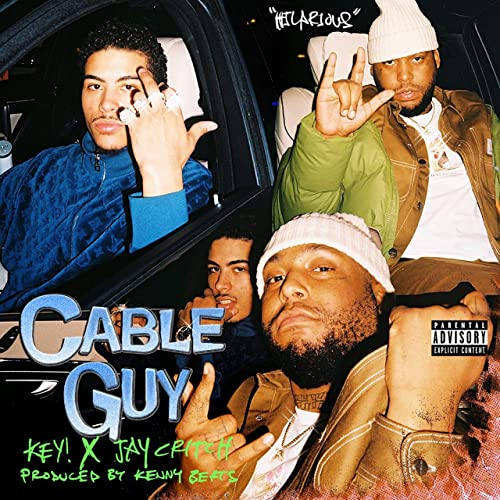 Cable Guy (feat. Jay Critch) [Explicit]