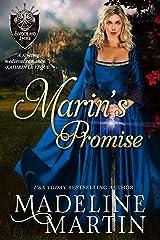 Marin's Promise: A Scottish Medieval Romance (Borderland Ladies Book 1) Kindle Edition