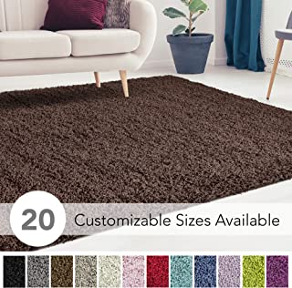 Best round red area rugs Reviews