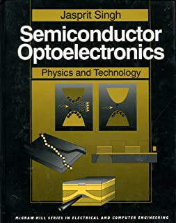 Semiconductor Optoelectronics: Physics and Technology (Electronics and Vlsi Circuits)