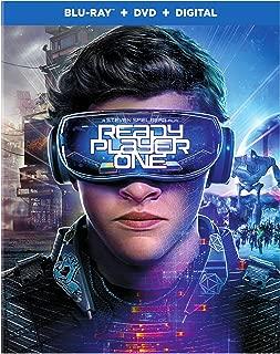 Ready Player One (Blu-ray + DVD + Digital)