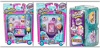 Shopkins World Vacation Europe Season 8 Shopkins Mega Gift Bundle (12-Pack/5-Pack/2-Pack)