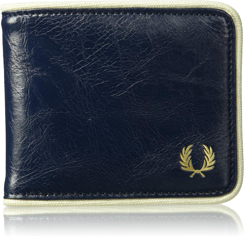 Frot Perry Classic Billfold Herren Brieftasche Brieftasche Brieftasche Schwarz B0773VBJ6J 541696