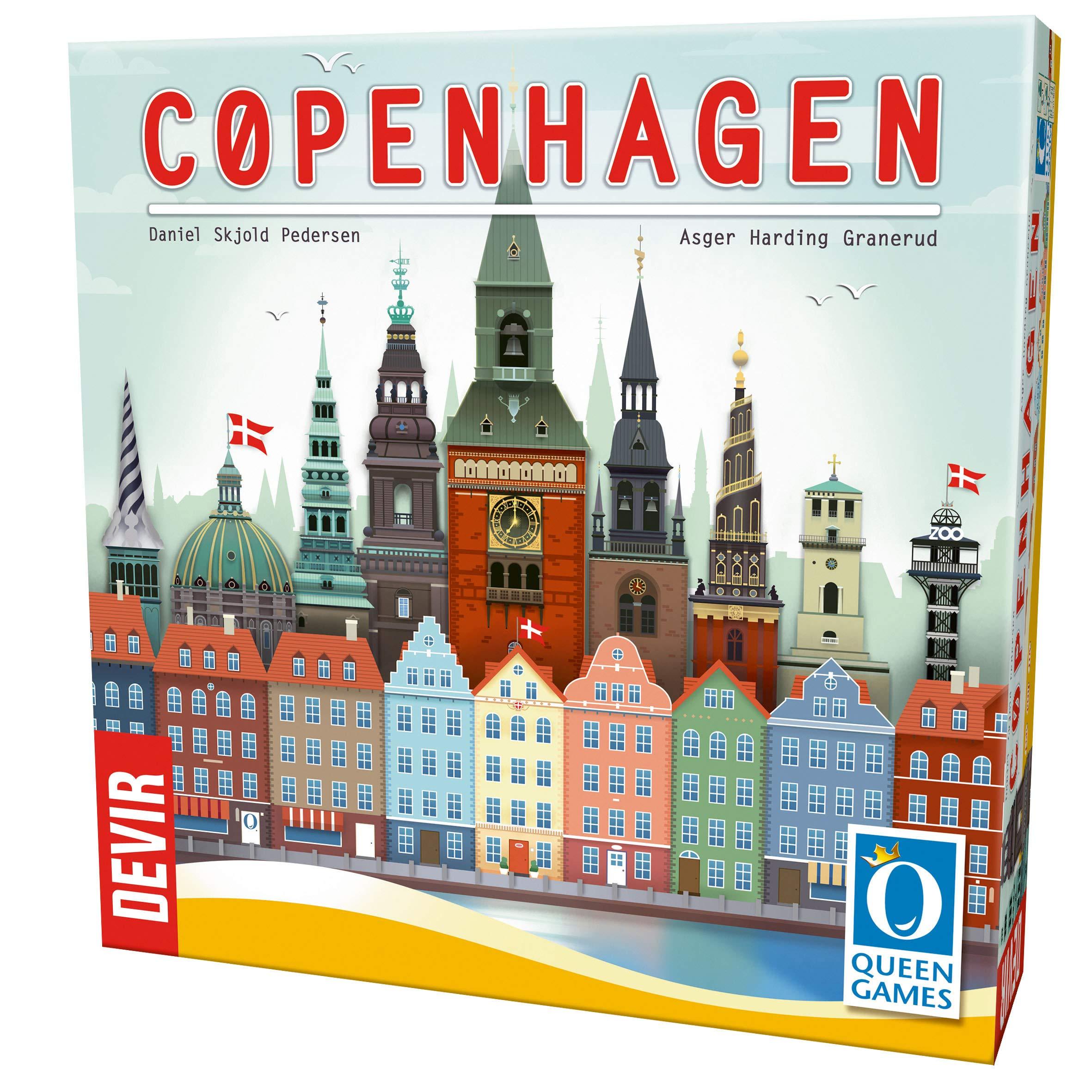 Devir - Copenhagen (BGCOPE): Amazon.es: Juguetes y juegos