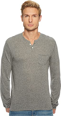 Wintz Long Sleeve Heather Jersey