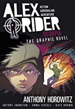 Scorpia The Graphic Novel