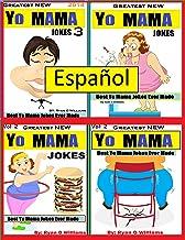 Greatest Bromas NUEVO Yo Mama: Mejor Yo Mama Jokes jamás se ha hecho (MASTER COLECCIÓN.): Más de 320 chistes que te hará reír (1,2,3 nº 4)
