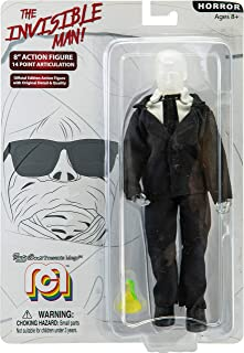 "Mego Action Figures, 8"" Invisible Man (Limited Edition Collector'S Item)"