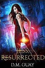 Jess, Resurrected: A teen psychic mystery romance series (Guardians of Salt Creek Book 2) Kindle Edition