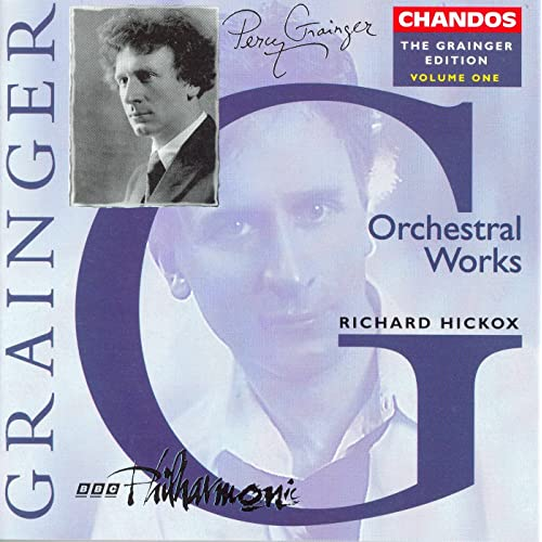 Grainger Vol Orchestral Works product image