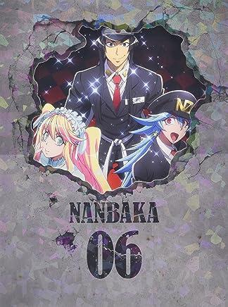 【Amazon.co.jp限定】ナンバカ 6巻 【DVD】(第2期全巻購入特典「B2タペストリー」引換シリアルコード付)
