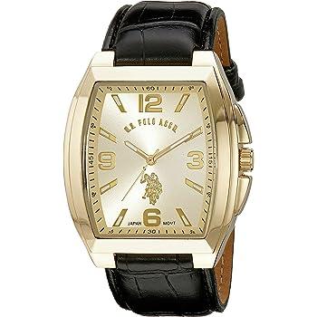 U.S. Polo Assn. Classic Men's USC50174 Analog Display Analog Quartz Black Watch