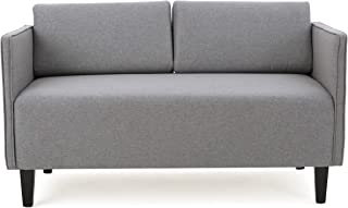 Christopher Knight Home Sullivan Fabric Loveseat, Grey