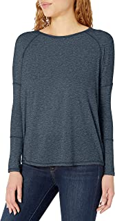 Alternative Women's Eco Gauze Ramble Long Sleeve Raglan Tunic Shirt