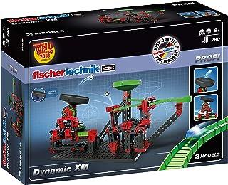 Fischertechnik Dynamic XM Construction Set, Multi,