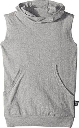 Sleeveless Hooded Shirt (Little Kids/Big Kids)