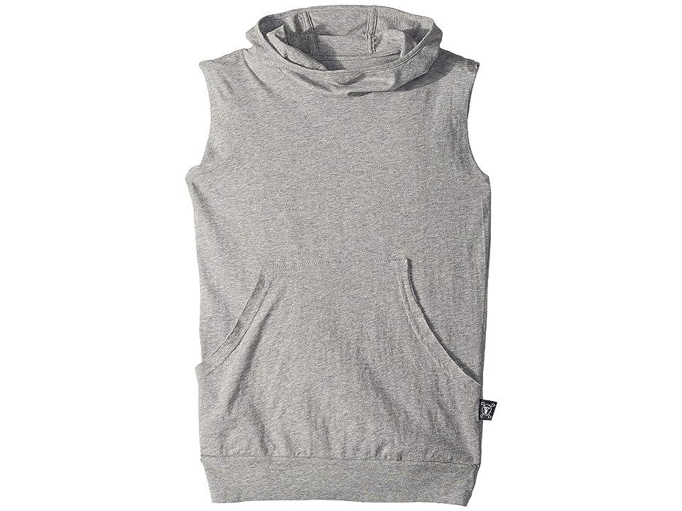 Nununu - Nununu Sleeveless Hooded Shirt