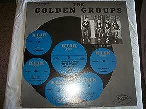 THE GOLDEN GROUPS VOLUME 22 SEALED LP (12