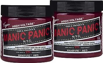 manic panic red