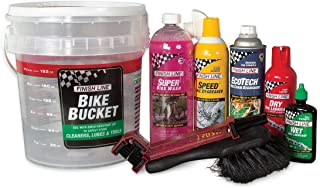 Finish Line Pro Care Bucket Kit V8