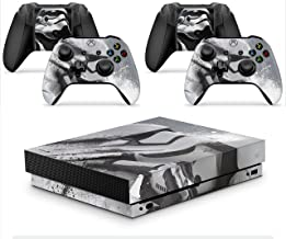 Gizmoz n Gadgetz Trooper Skins for Xbox ONE X XBX Console Decal Vinal Sticker + 2 Controller Set