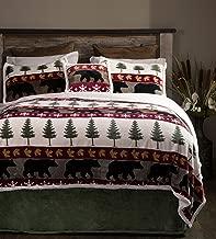 Carstens Tall Pine 5 Piece Bedding Set, King