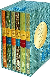 Fernöstliche Klassiker: 6 Bände im Schuber: Die Kunst des