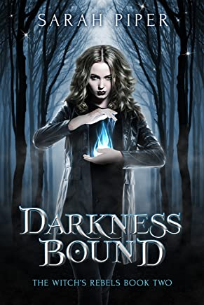 Darkness Bound: A Reverse Harem Paranormal Romance (The Witch's Rebels Book 2)