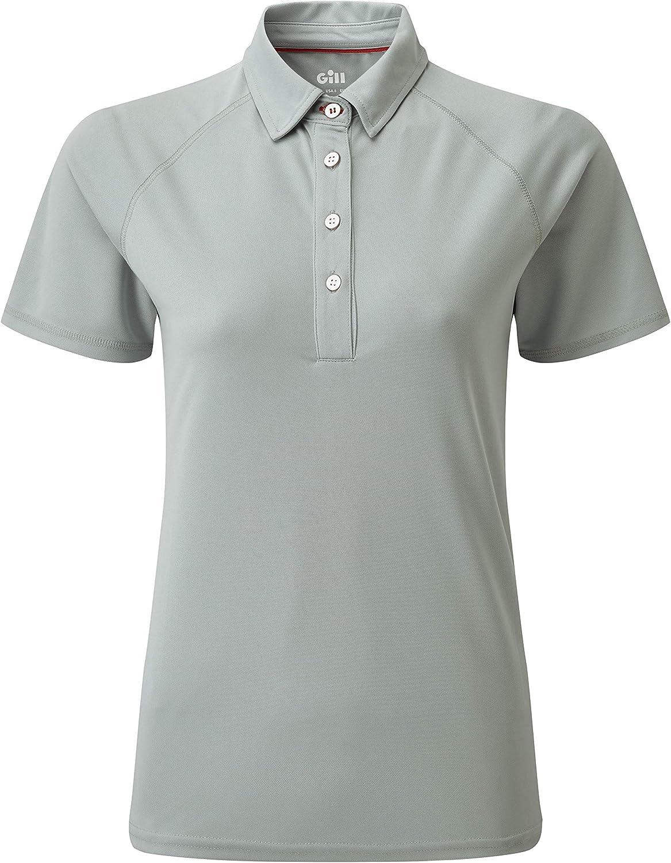GILL Women's UV Tec Polo