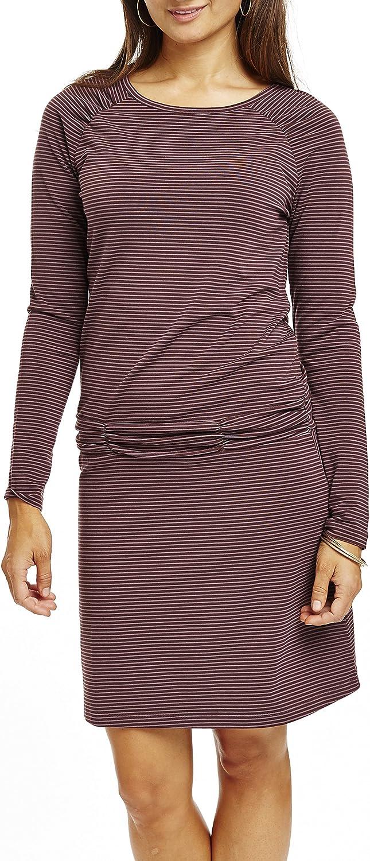 Carve Designs Women's Long Sleeve Shore Dress