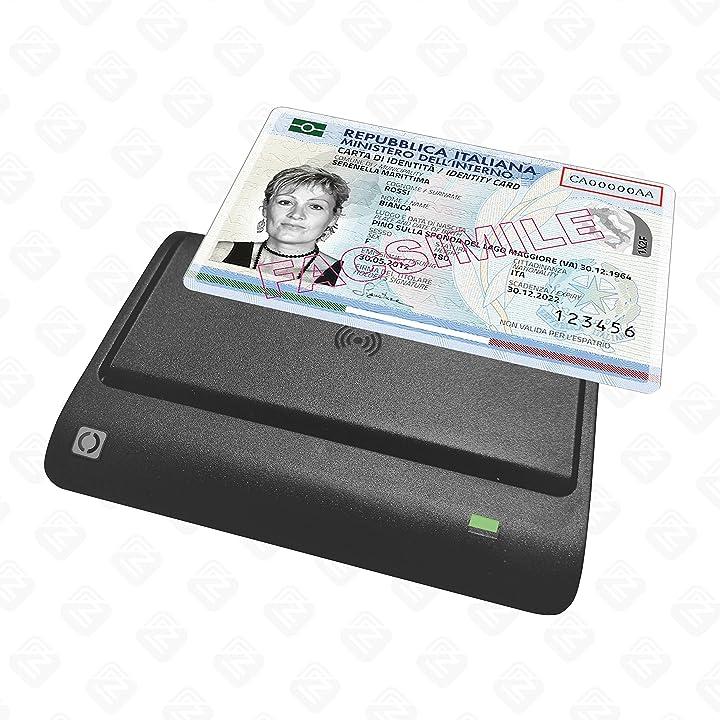 Lettore carta d`identità elettronica cie 3.0  internavigare B08CXVRT2T