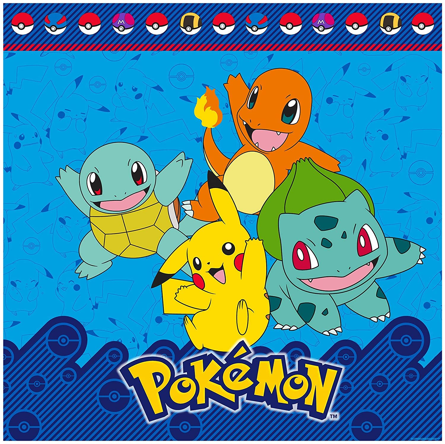Pokemon I Choose You Pikachu Curtain Ranking TOP3 Japan's largest assortment Friends and Kids Shower