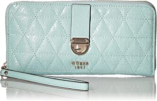 GUESS Tabbi Large Zip Around Wallet
