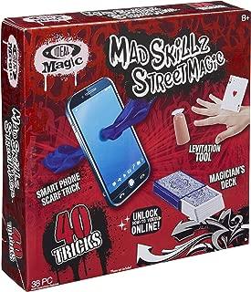 Ideal Magic Mad Skillz Street 40 Trick Kids Magic Set