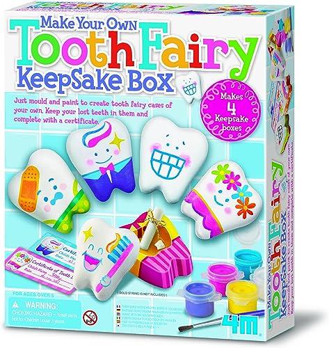 Explore Emporium Designing Made Easy Tooth Fairy Box
