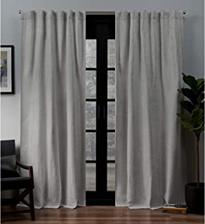 Best grey basket weave curtains Reviews