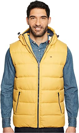Tommy Hilfiger Denim - Down Vest with Quilting